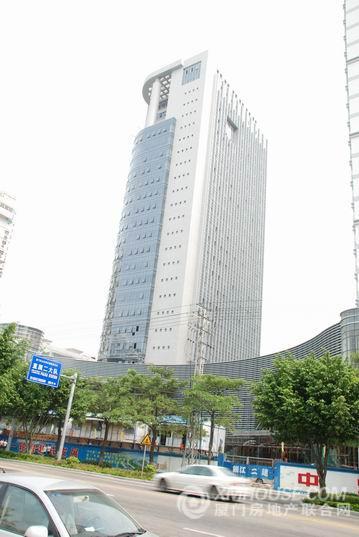 中烟工业大厦