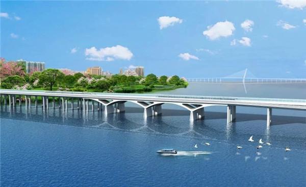 翔安东坑湾大桥开建!