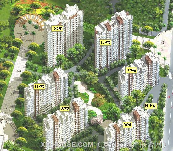 厦门新房 海沧区 > 绿苑新城   项目名称:                  绿苑新城