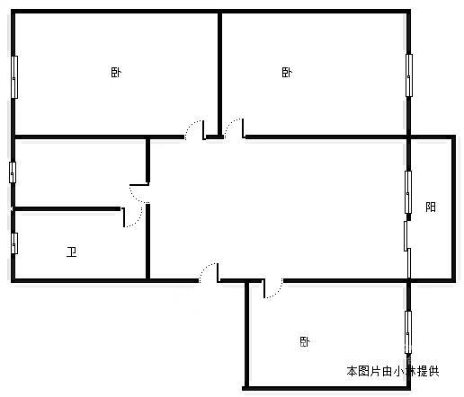 文灶地铁口旁 豪装三房 从未入住 读一中二小 南北全明
