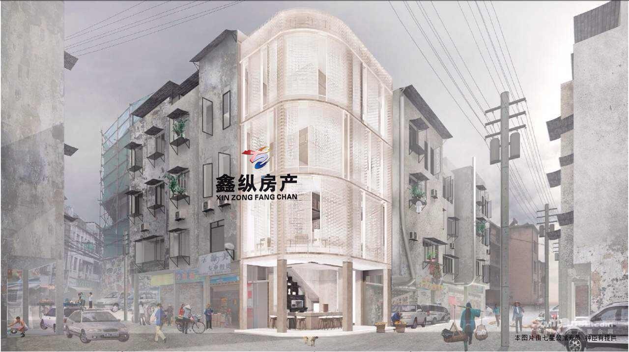 稀有 中山路 可用店面别墅 5层 形象好 租金高 看房方便