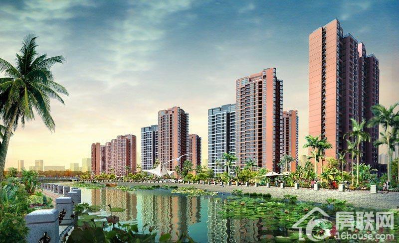 新加坡城 楼盘图片