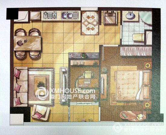 7080平方米房屋设计图