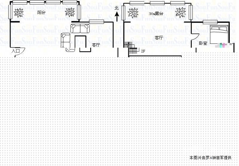 建筑房照明电路图