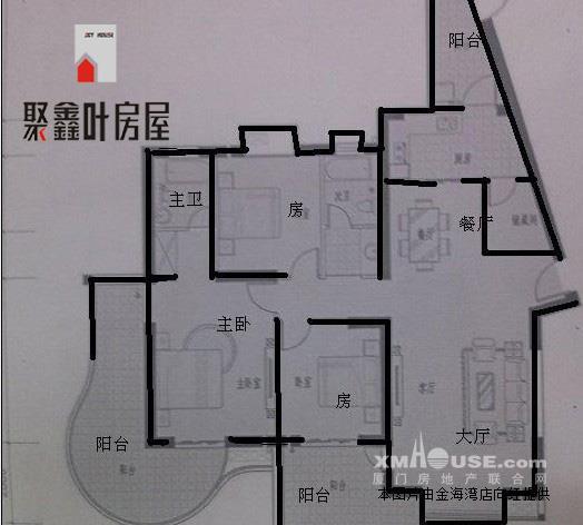 170平方两套房屋设计图