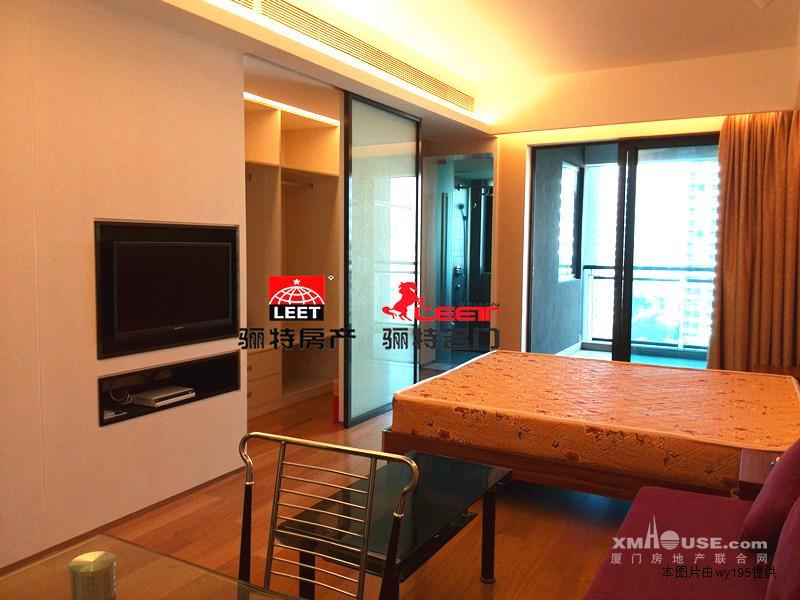 海峡国际社区单身公寓精装修.