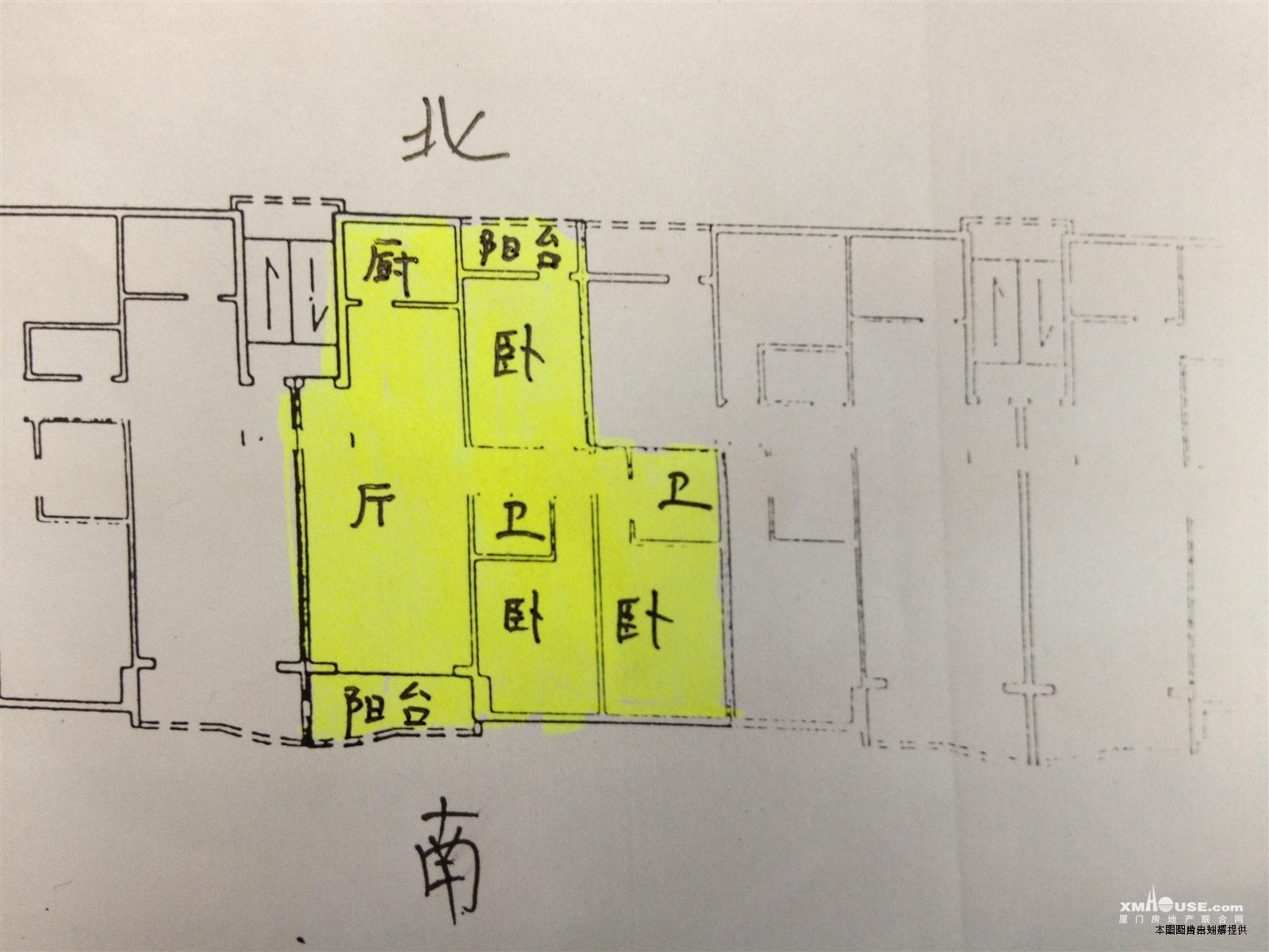 125平方米房屋平面设计图