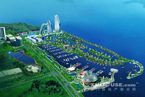 香山国际游艇俱乐部