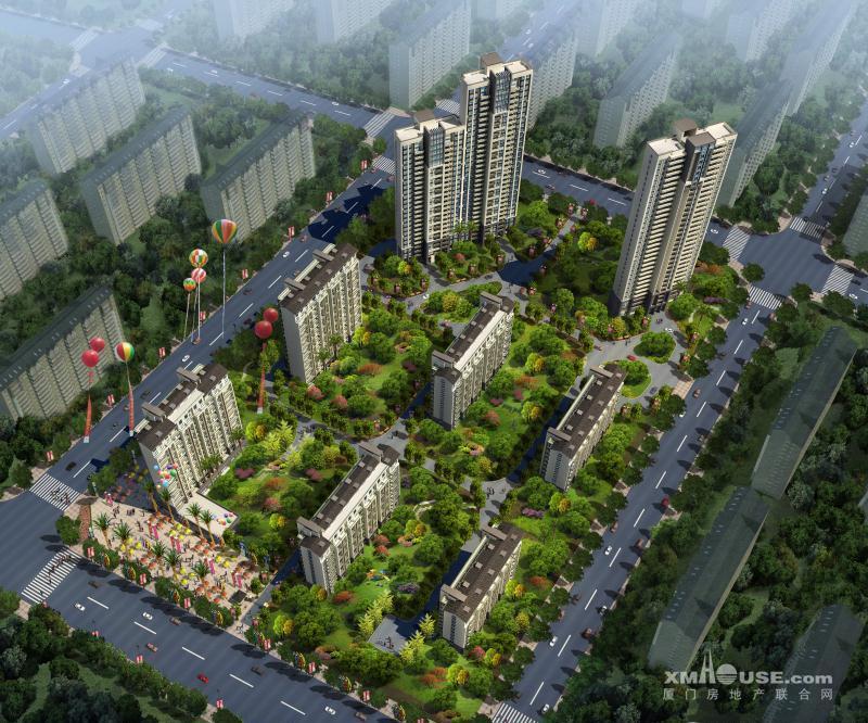 金帝·中洲滨海城