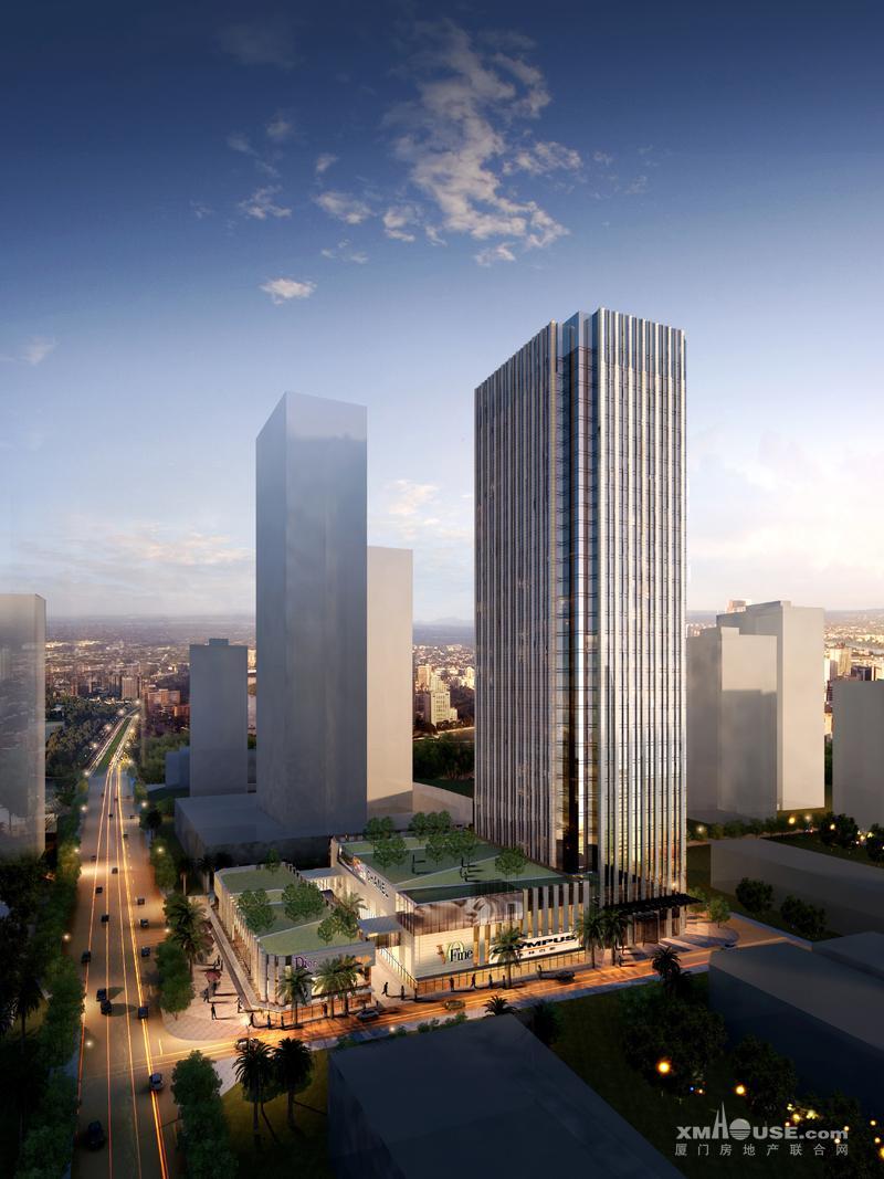厦门国际艺术品金融中心