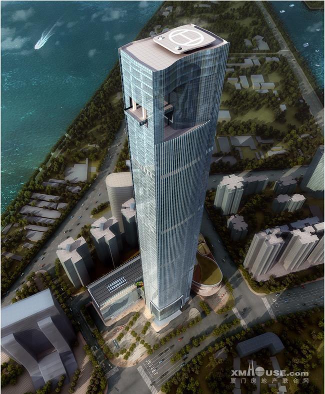 厦门国际中心