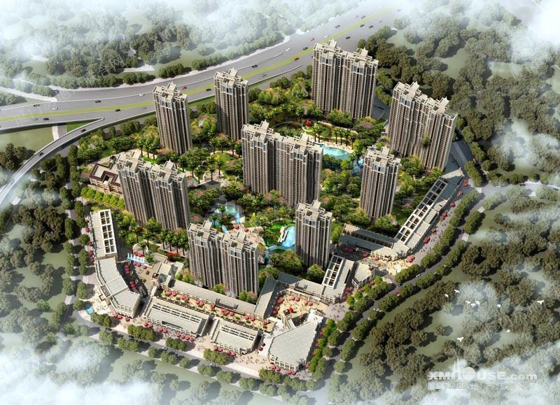 中海·锦城国际