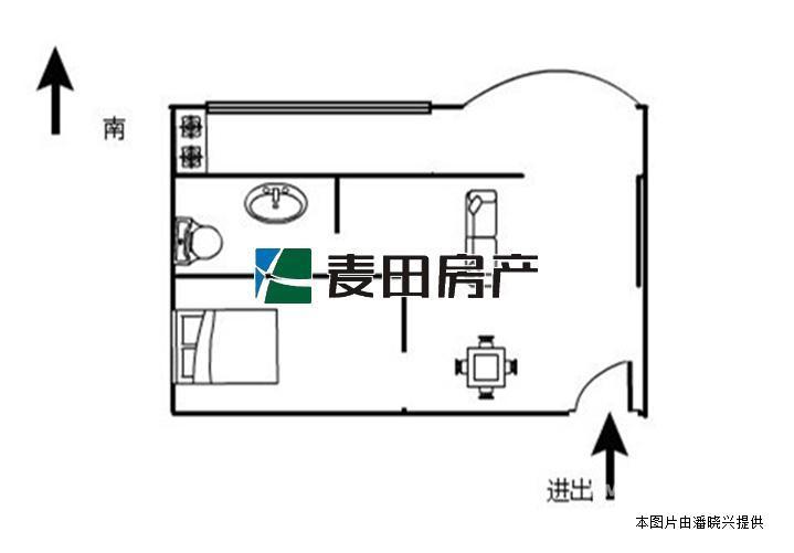 单间教室电路图