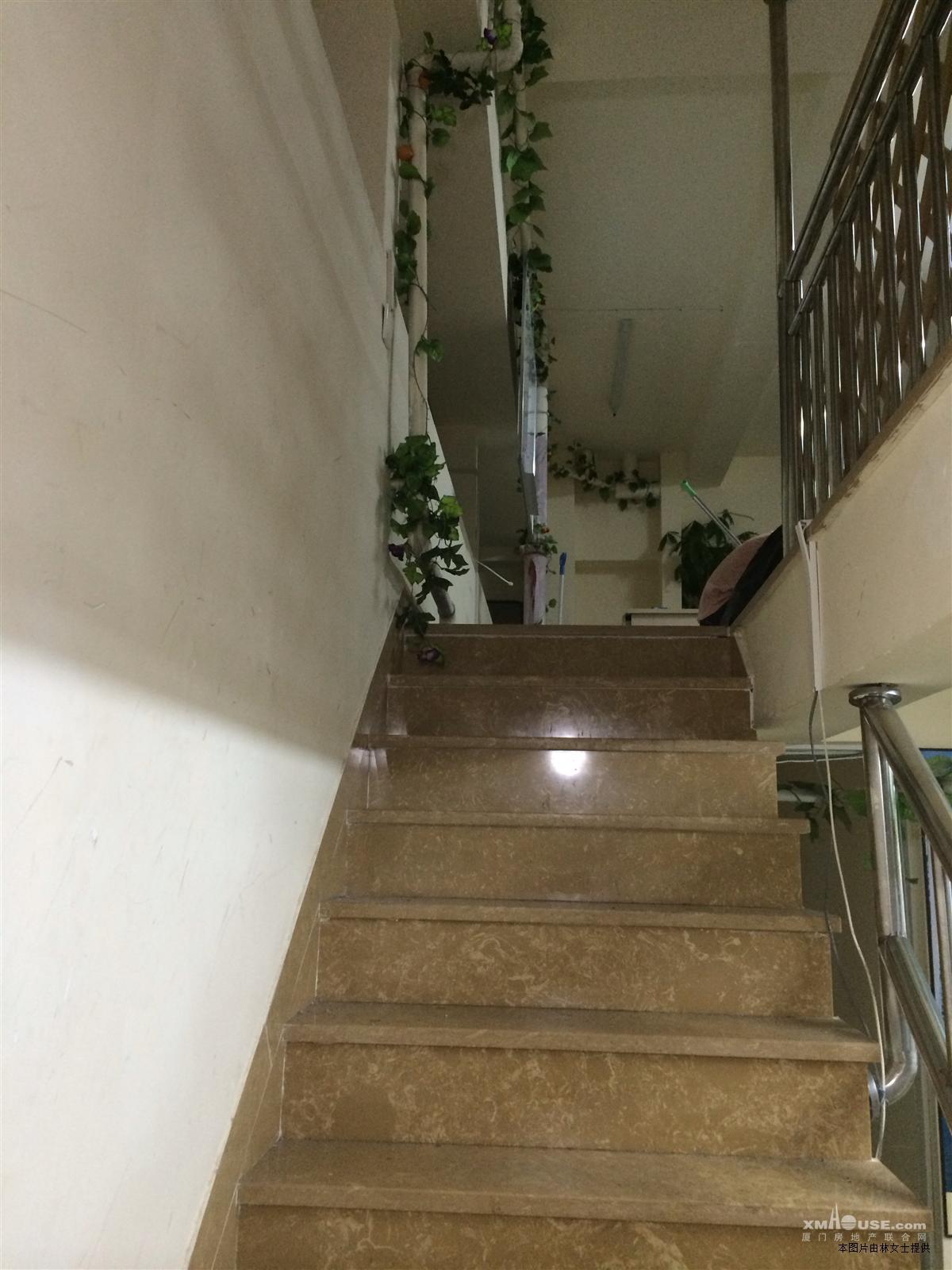 室内二层楼梯设计图