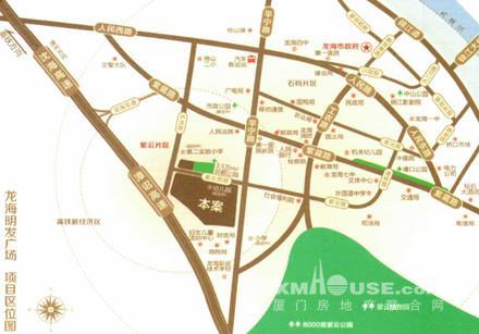 龙海市东园镇地图图片