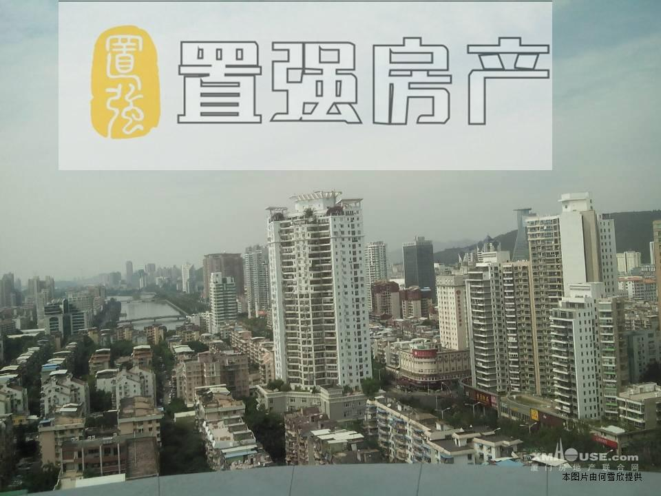 高层看风景,高装大二房,南北双阳台,售价180万