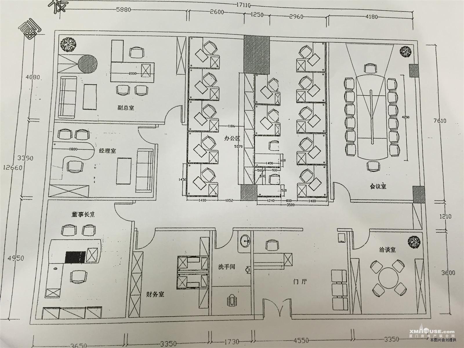 室内平面图