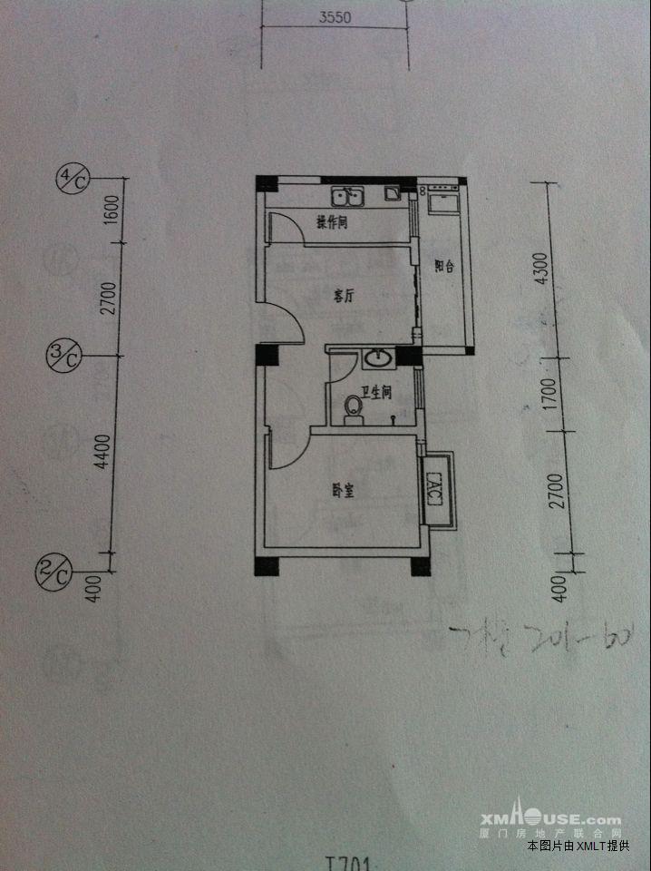 住宅平面设计图70 120