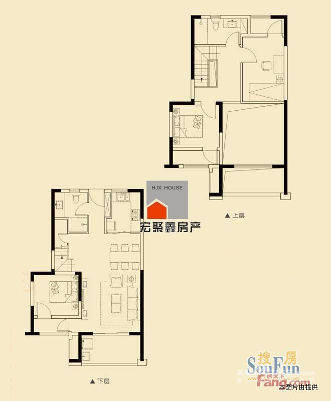设计图分享 90平米农村三层小洋房设计图  设计分享 一层小洋房平面