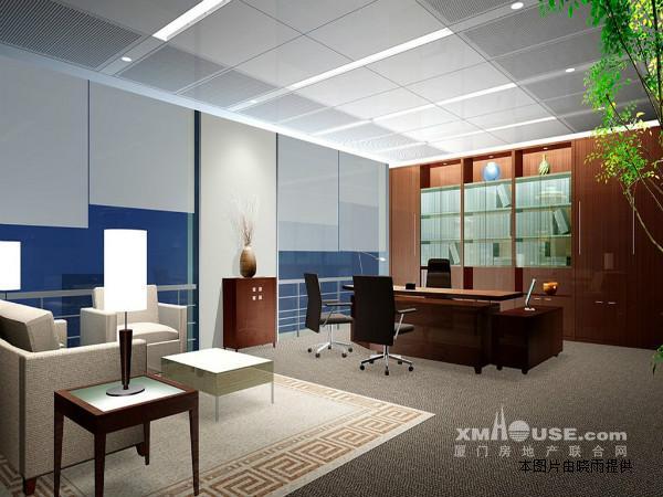 办公空间设计意向图