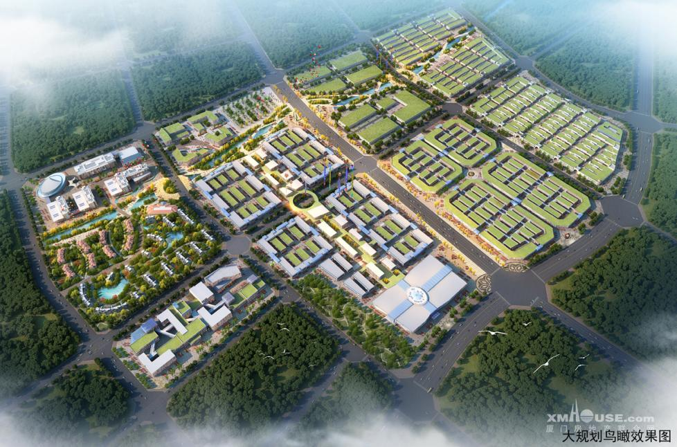 漳州五洲国际商贸城