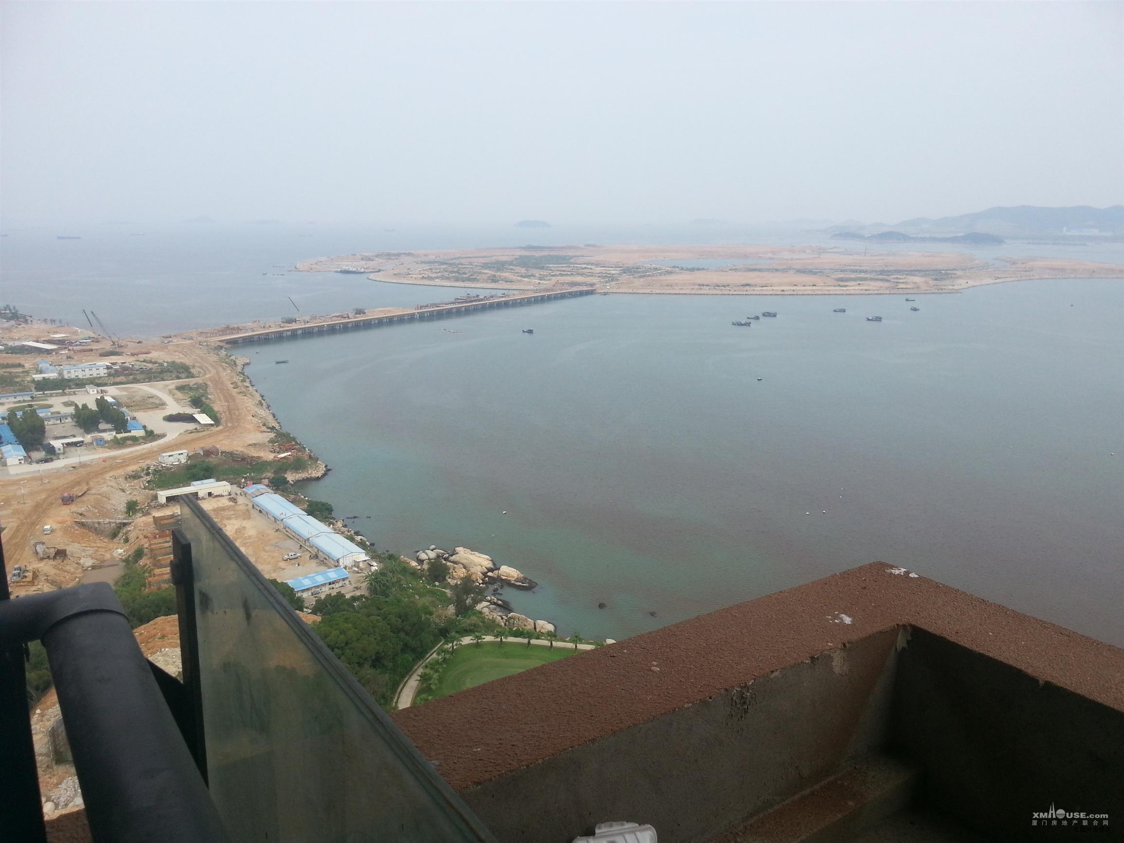 漳州港澎湖湾高尔夫球场28层相邻2套海景房出售   房源总览 房源照片