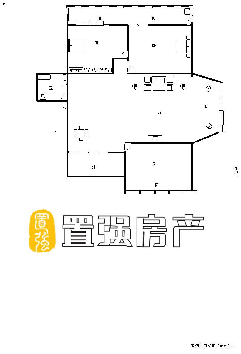 小区家庭电路图