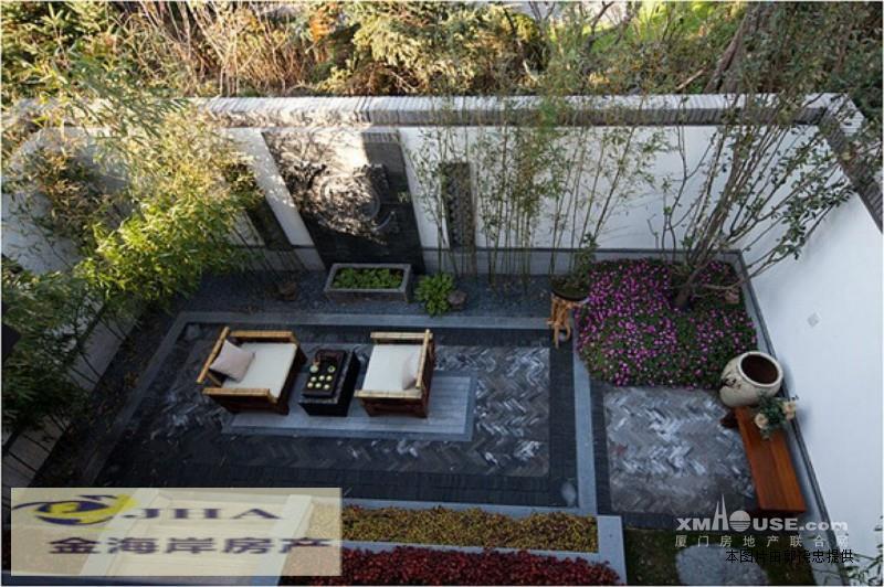 泰禾厦门院子独栋别墅 送精装庭院与门头尊贵私密 一手房销售