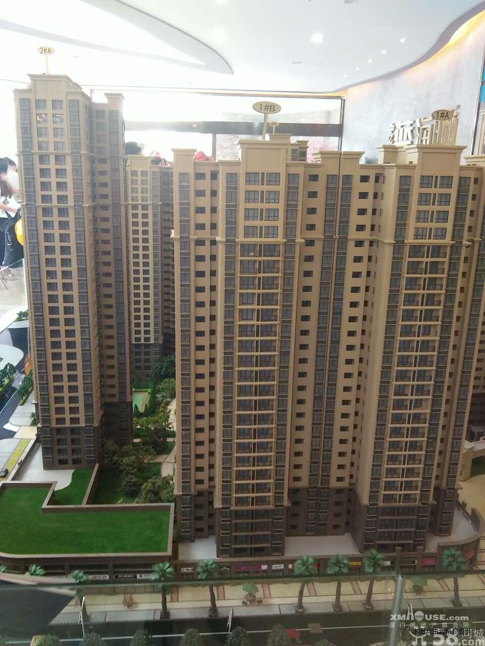 漳州双鱼岛建筑设计