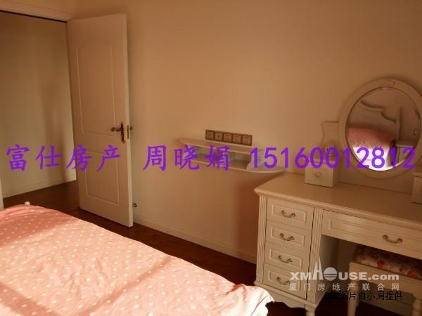 联发杏林湾一号 欧式豪华精装 136平大三房 仅租5500元