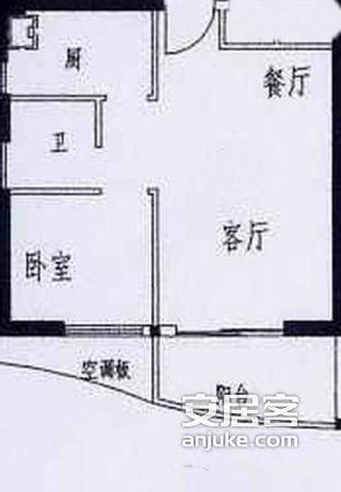 农村简易厦子结构图