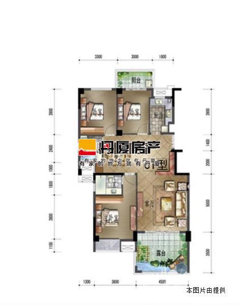 碧海蓝天最低单价学区房,南北通透,送20平超大露台,紧邻二小
