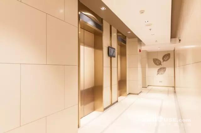 精筑3.5样板区—电梯