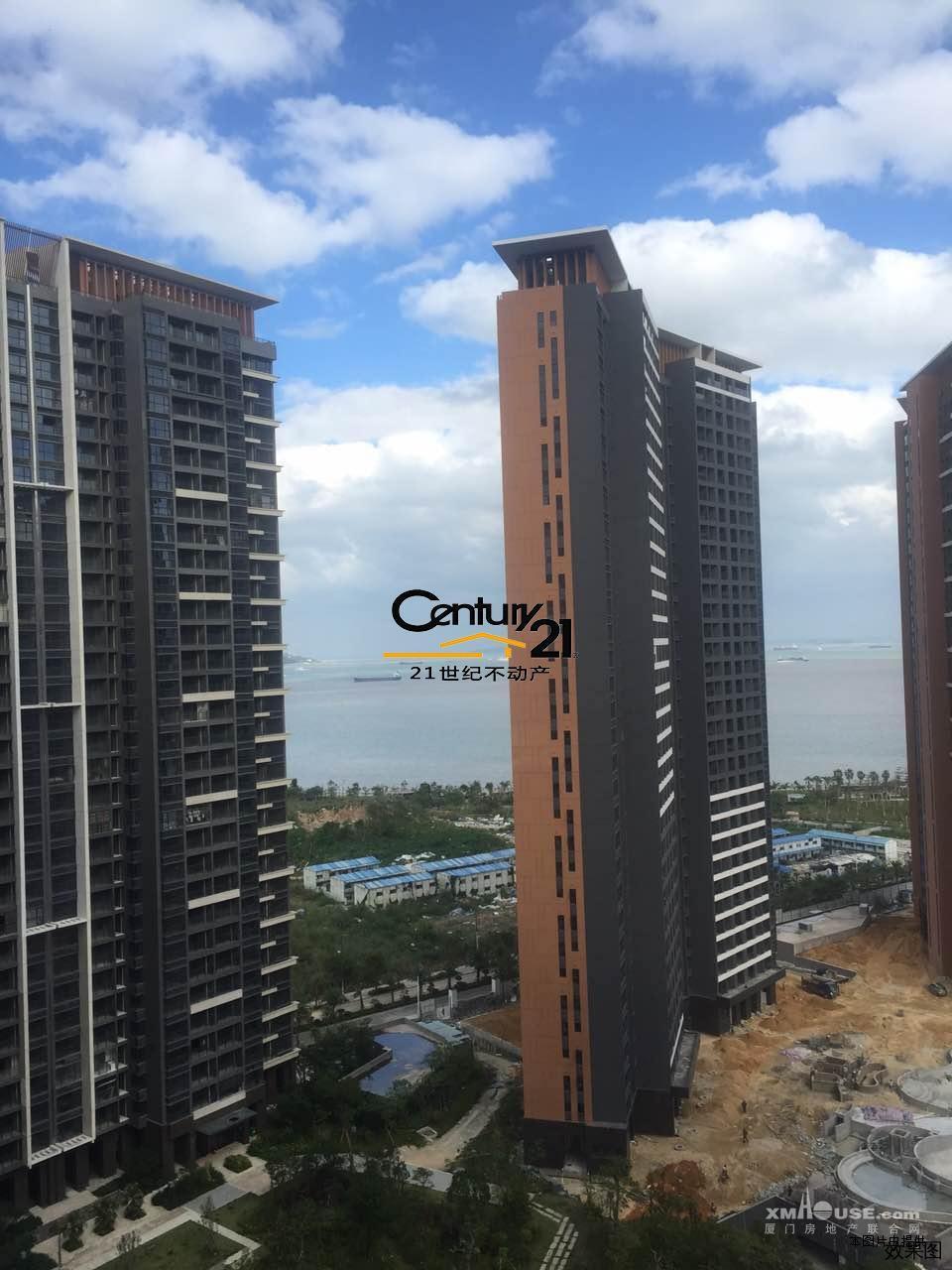 君悦黄金海岸_3房2厅出售_漳州市双鱼岛西侧 - 厦门房