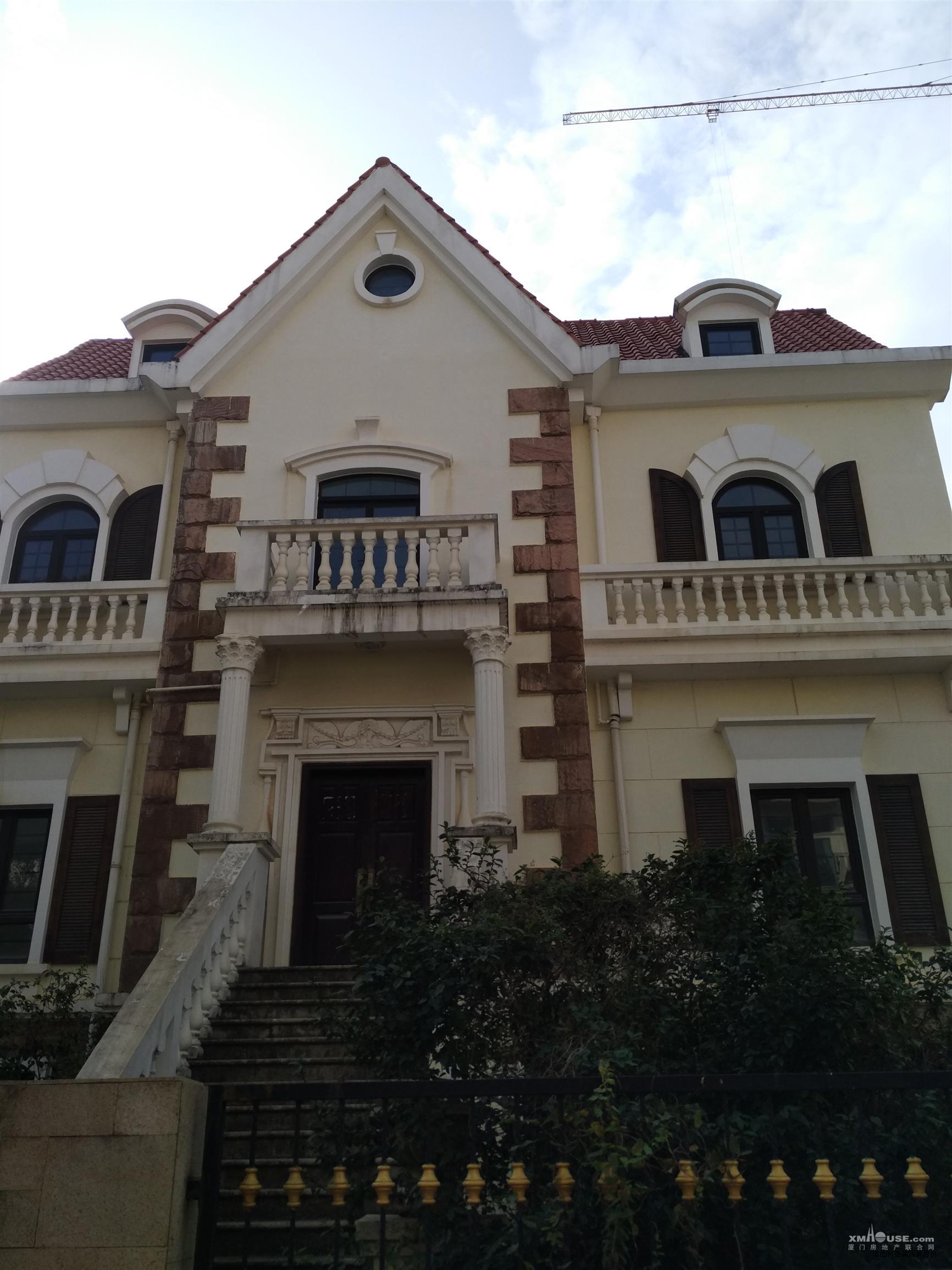 星海湾独栋别墅,比房价便宜的别墅