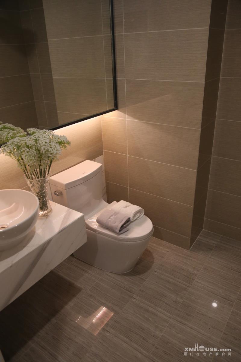 44㎡样板房-卫生间