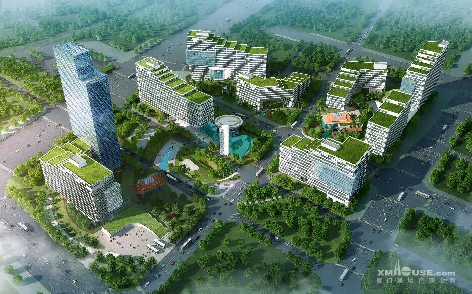 电子城·厦门国际创新中心