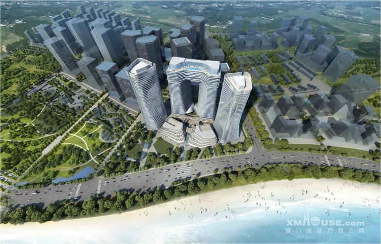 厦门英蓝国际金融中心