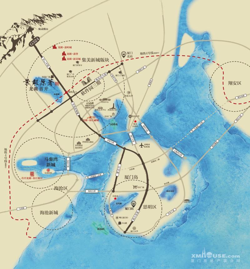 龙湖首开·景粼原著