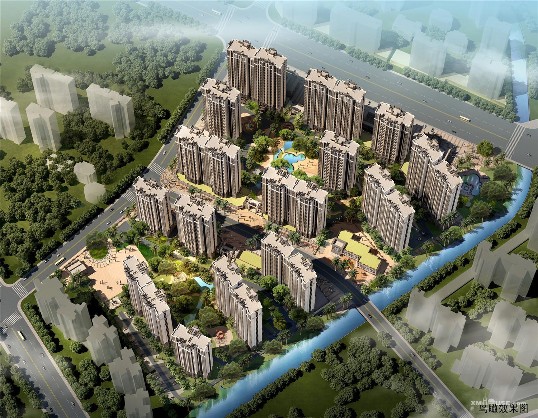 禹洲·城上城