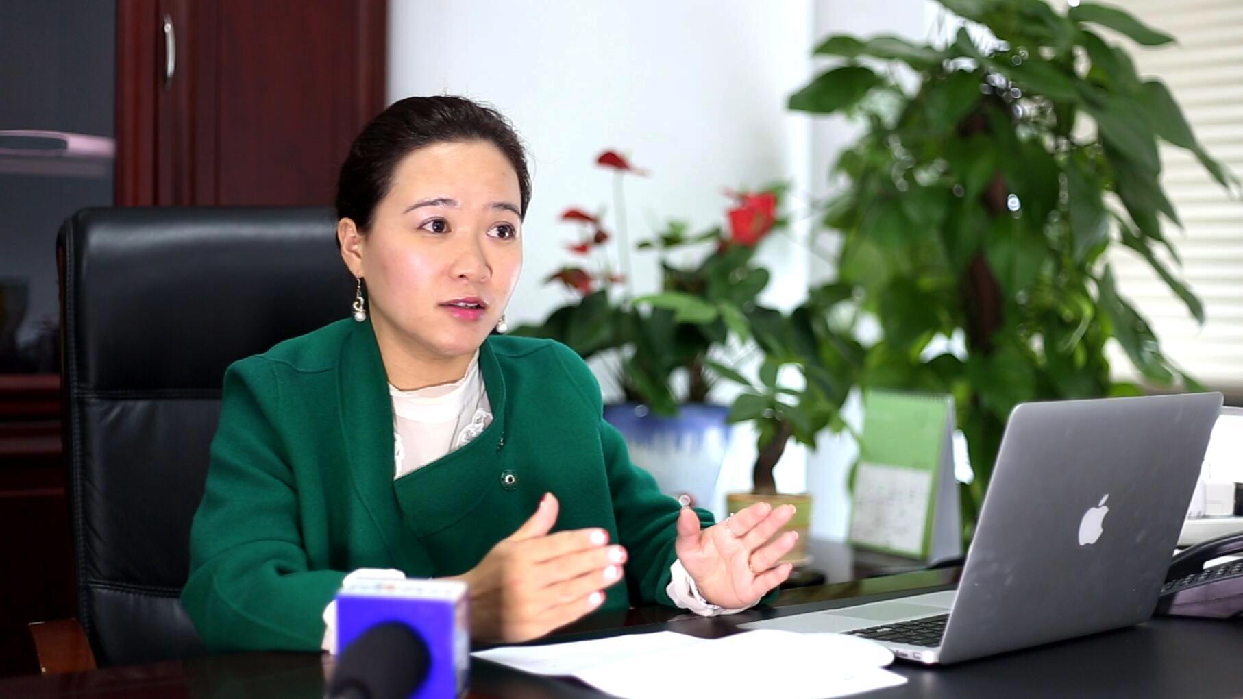 融信张静:漳州港楼市已进入实质购买投资期