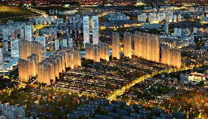 世茂摩天城:百万大盘传奇地标