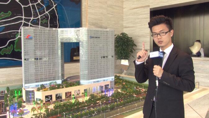 国贸金融中心:时代新航标